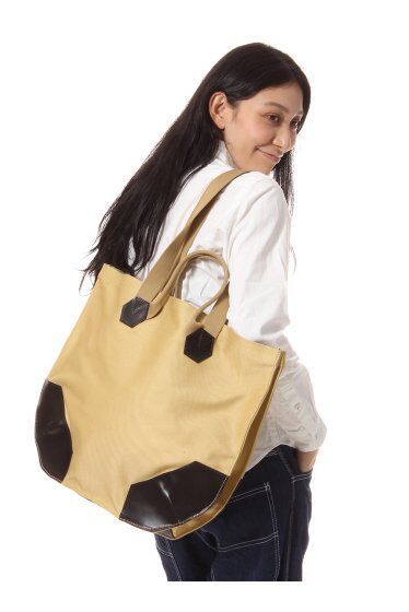 Convertible Tote CL-51: Beige