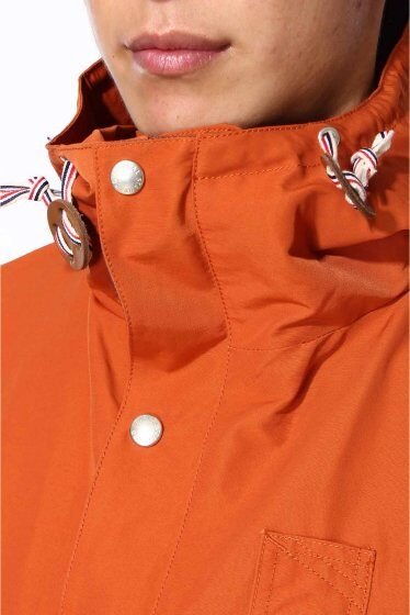 Grosgrain Mountain Parka 12020600806010: Orange