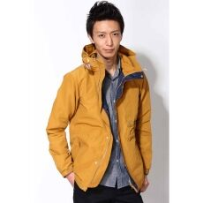 Grosgrain Mountain Parka 12020600806010: Gold