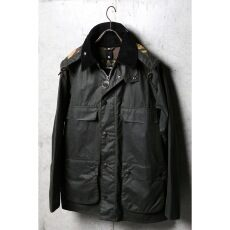 15F/W【予約】Barbour×JS OLD BEDALE with HOOD camo lining/別注 バブアー ビデイル