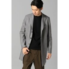 harris wharf london / ハリスワーフロンドン: boxy coat