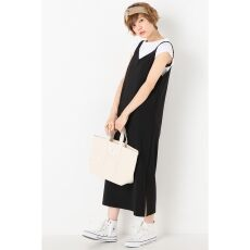 CLANE LONG CAMISOLE ワンピース